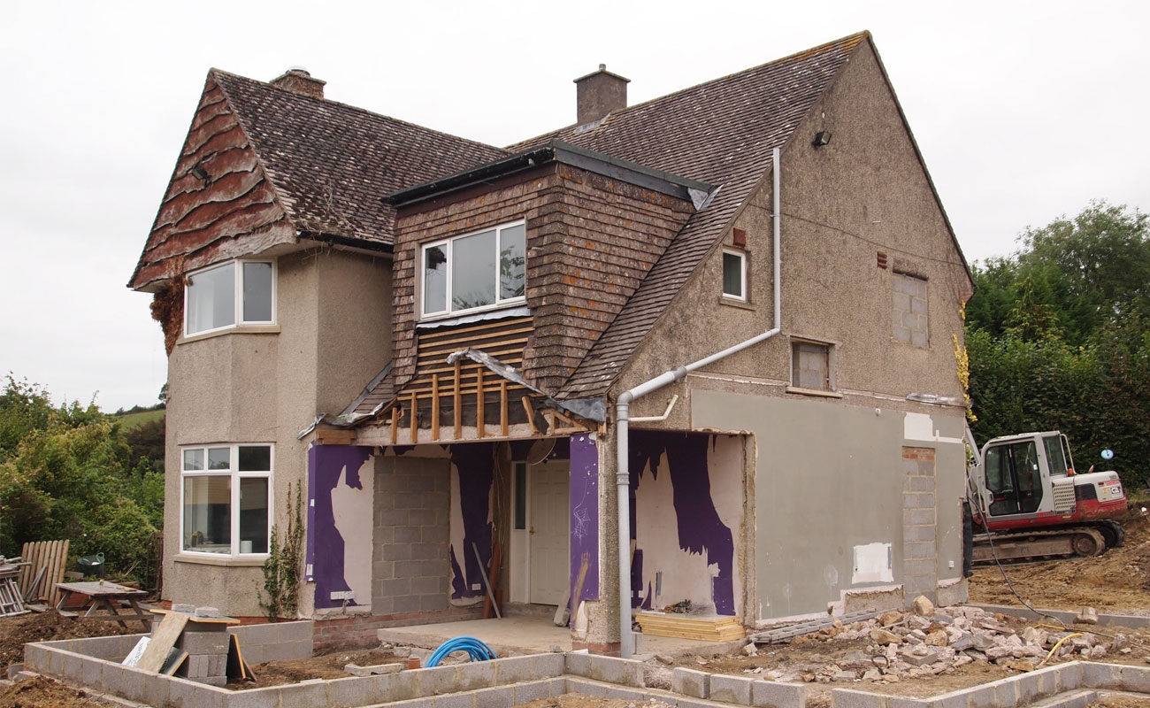House Modernisation, Extension & Renovation